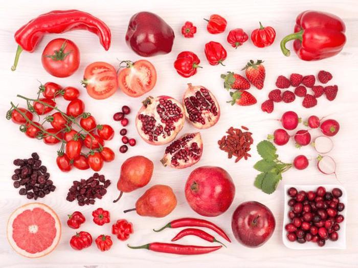 Các loại rau củ qua màu đỏ và những giá trị dinh dưỡng quý