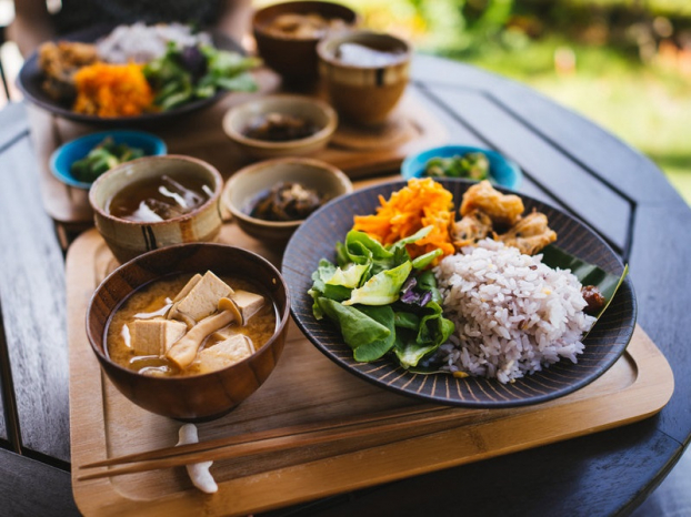 Muốn giai lão hãy học người Nhật theo chế độ ăn Okinawa